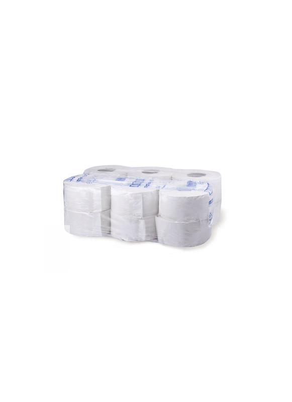 Kimberly-Clark: Бумага туалетная Скотт Джамбо Мини 200 метров 2-слойная белая8512