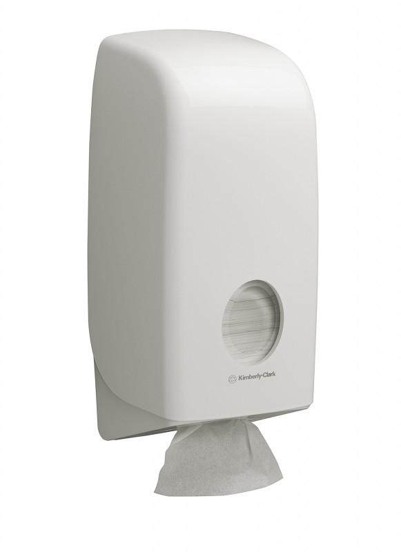 Диспенсер Kimberly-Clark 6946 Aquarius для туалетной бумаги в пачках