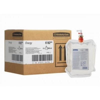Kimberly-Clark: Освежитель воздуха Энерджи 300 мл6182