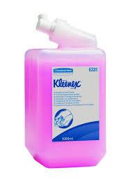 Мыло Клинекс 1 л жидкое розовое 6331( для диспенсера  )