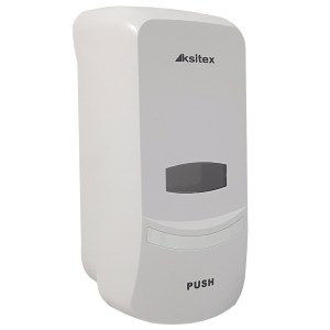 Дозатор для дезинфицирующих средств.Ksitex DD-1369A (белый) Image 0