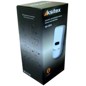 Дозатор для дезинфицирующих средств.Ksitex DD-1369A (белый) Image 1