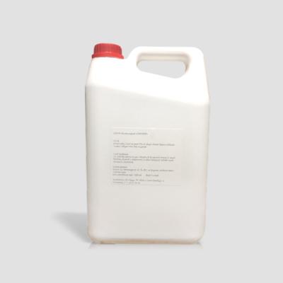 Антисептик спиртовой ( для кожи рук), 5 литров, аромат АЛОЭ. Image 2