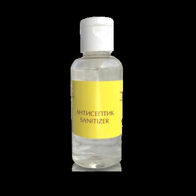 Антисептик  для кожи рук, 50ml, спиртовой, (оптом ) Image 4