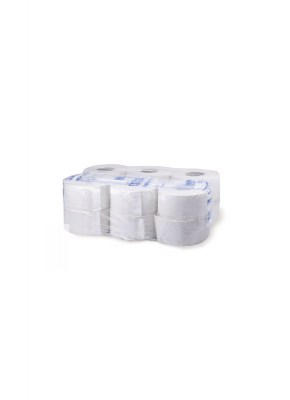 Kimberly-Clark: Бумага туалетная Скотт Джамбо Мини 200 метров 2-слойная белая8512 Image 0
