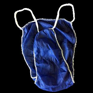 Трусики для эпиляции мужские 100 шт./упак., синие Image 1