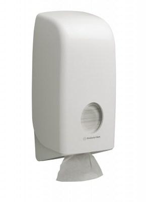 Диспенсер Kimberly-Clark 6946 Aquarius для туалетной бумаги в пачках Image 0