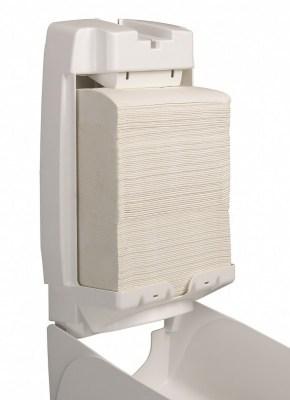 Диспенсер Kimberly-Clark 6946 Aquarius для туалетной бумаги в пачках Image 3