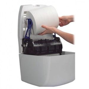 Диспенсер рулонных полотенец Kimberly-Clark 6959 Aquarius NO TOUCH Image 2