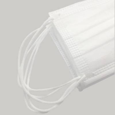 Маска одноразовая - спанбонд, ультразвук, фиксатор, (оптом от 1000 штук) Image 6