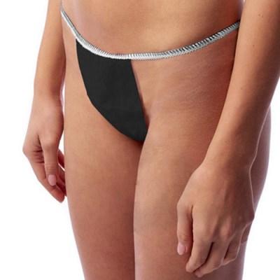 Трусики для эпиляции женские 25 шт./упак., черные. Image 1