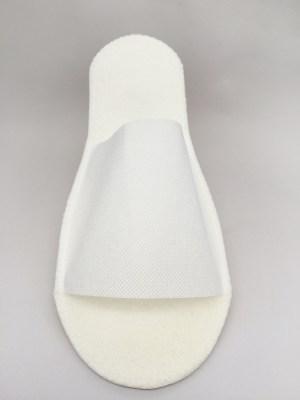 Тапочки Стандарт бел/син Image 4