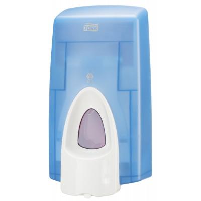 Tork: Диспенсер S34 800 мл для пенного мыла синий 470210/4017950