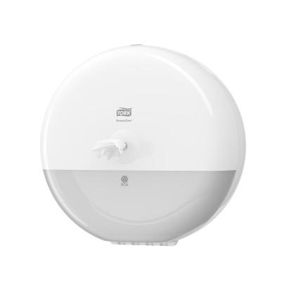 Tork: Диспенсер Т8 SmartOne® для туалетной бумаги в рулонах белый 680000